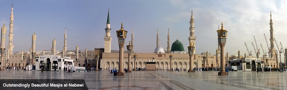 Madinah – Journey to the city of beloved Prophet