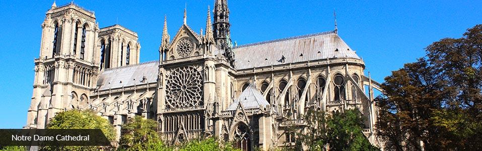 Orderly Notre Dame Cathedral De Paris France French Souvenir Church Model 3d Decoration& Decorative Collectibles