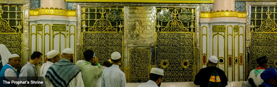 Importance of Madinah to Muslims